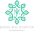 John the Martyr Seminary (JMS) Logo